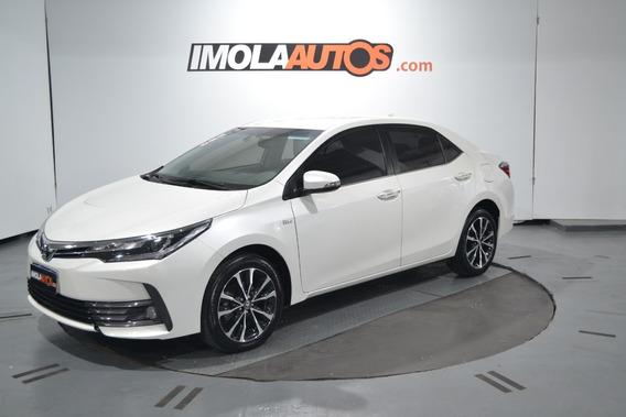 Toyota Corolla 1.8 Seg A/t 2018 -imolaautos