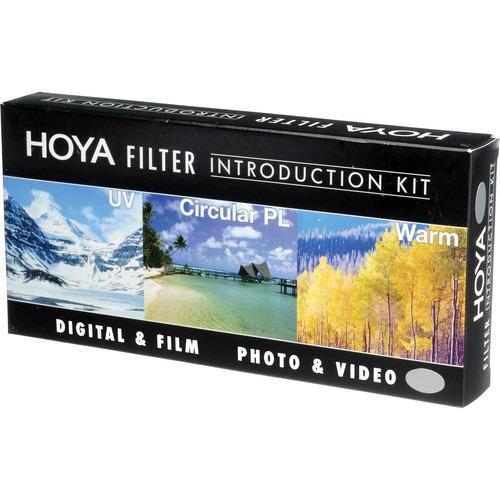 Hoya 62mm Introductory Filter Kit