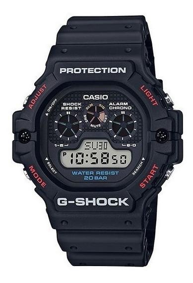 Relogio Casio G-shock Dw 5900 1dr Classic Revival Original
