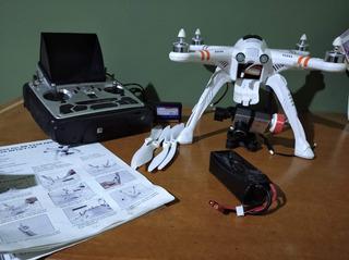 Liquido Drone Walkera Qr X350 Pro/devof12e