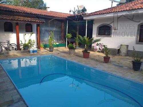 Cód 4181- Linda Casa A 300 Mtrs Da Rodovia. - 4181