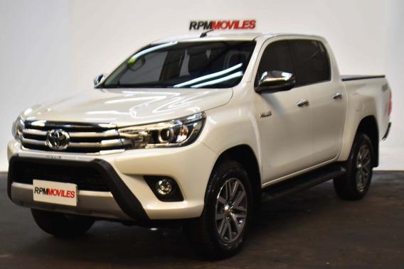 Toyota Hilux 4x4 Srx Automatica 2018 Rpm Moviles
