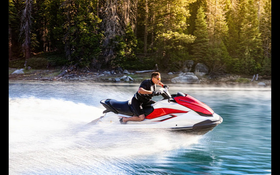 Motor De Agua Kawasaki Stx160 Modelo 2020 Nueva