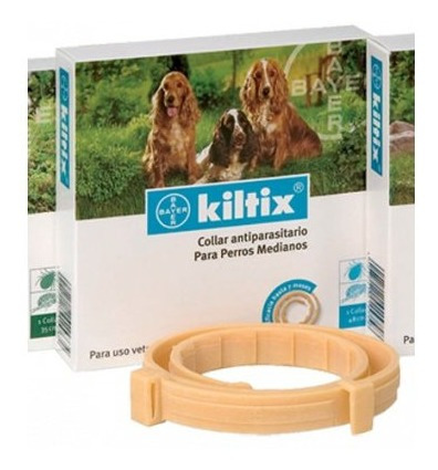 Collar Kiltix Antipulga Bayer