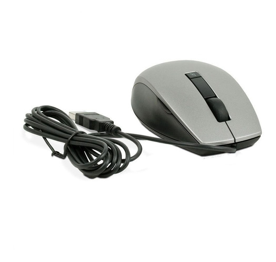 Mouse Dell Moczul Laser Usb 6 Botões (novo) - Original