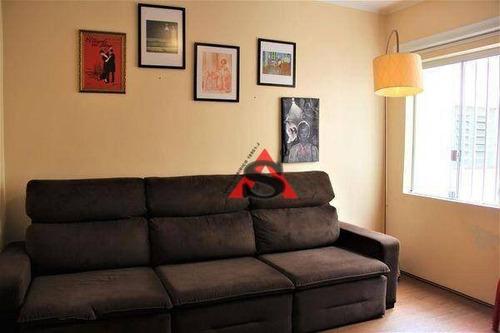 Imagem 1 de 24 de Apartamento Com 2 Dormitórios À Venda, 63 M² Por R$ 430.000,00 - Chácara Inglesa - São Paulo/sp - Ap44065