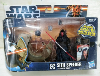 Darth Maul Star Wars Sith Speeder Cordoba