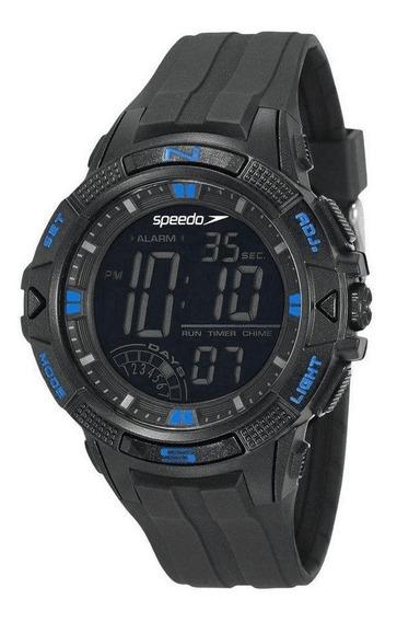 Relógio Masculino Digital Speedo 11003g0evnp2 Preto