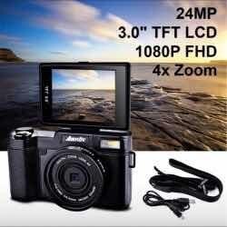 Câmera Digital Amkov Full 1080p