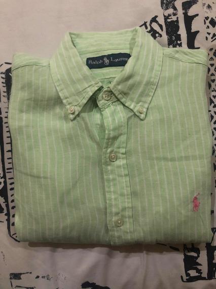 Camisa Ralph Lauren Talla M Hombre