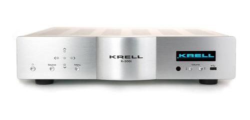 Krell K-300i - Amplificador Integrado Stereo Con Dac