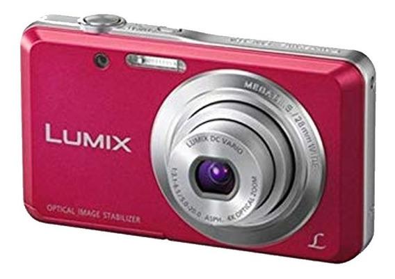 Camara Lumix Dmc-fh4 Panasonic 4x Zoom 14mpx Hd Nueva Wow