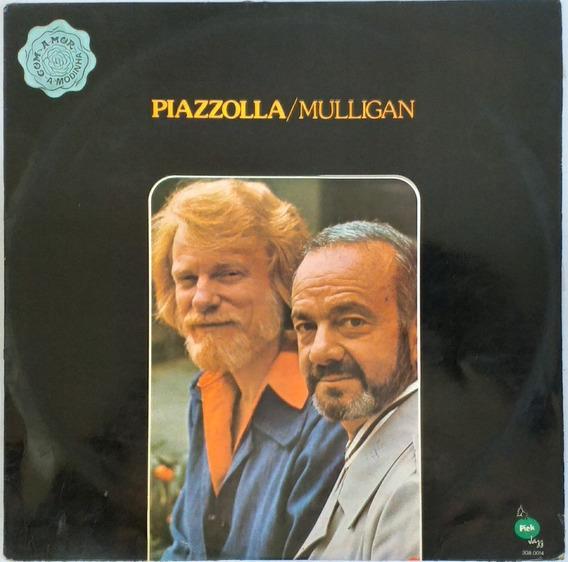 Lp Astor Piazzolla & Gerry Mulligan (1975)