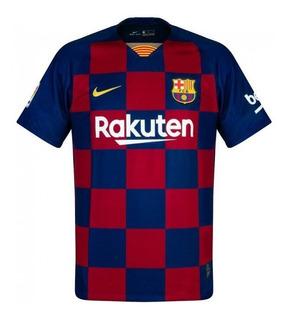 Camisa Nova Do Barcelona Champions League P/entrega 12x S/j