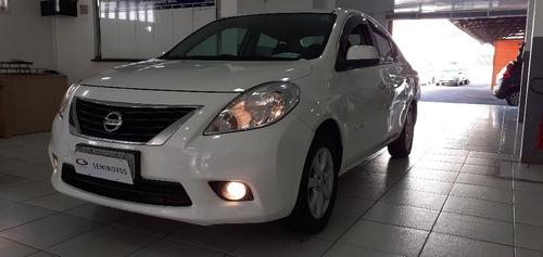 Nissan Versa 2014/2014 5j34