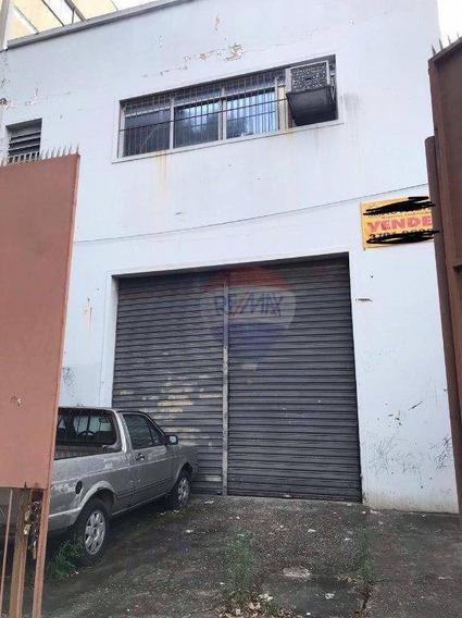 Galpão Bem Localizado - Ga0020