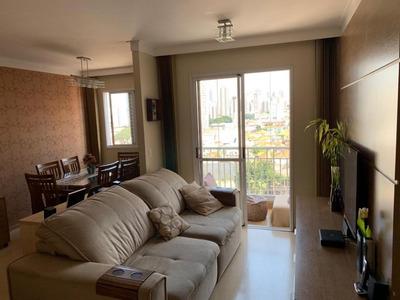 Apartamento Com 2 Dormitórios À Venda, 58 M² Por R$ 425.000 - Tatuapé - São Paulo/sp - Ap19724