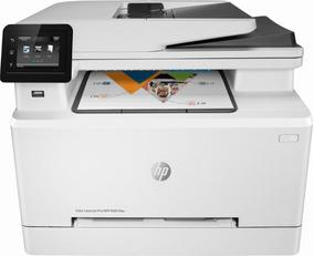 Impressora Multifuncional Hp Pro Mfp M281fdw Color Laserjet