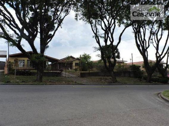 Casa À Venda Por R$ 850.000 - Bacacheri - Curitiba/pr - Ca0014
