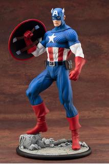 Marvel - Capitán América - Kotobukiya