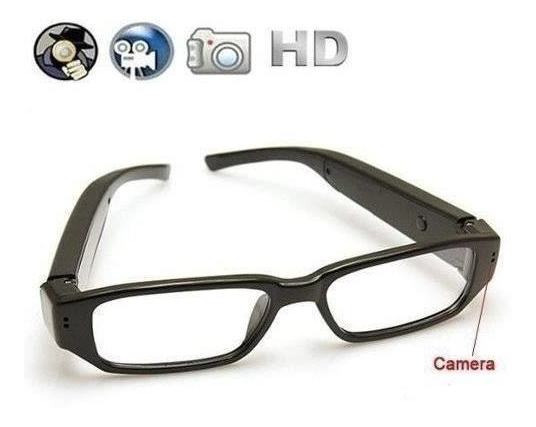 Óculos Espião - 1080p Hd + Cartão Microsd 32gb Fullhd