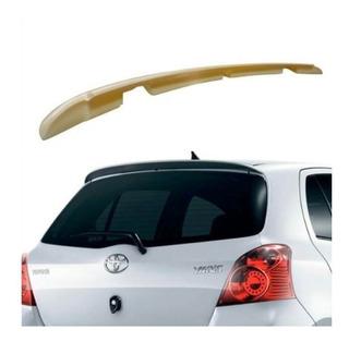 Spoiler Toyota Yaris 2006-2011 Sport 4 Puertas Repuestos