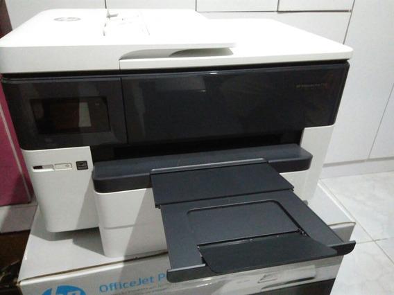 Impressora A3 Colorida Hp 7740