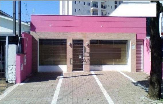 Casa Para Alugar, 245 M² Por R$ 6.000,00/mês - Jardim Chapadão - Campinas/sp - Ca13403