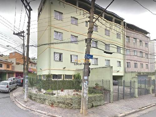 Imagem 1 de 17 de Apartamento Com 2 Dormitórios Para Alugar, 60 M² Por R$ 1.300/mês - Vila Galvão - Guarulhos/sp - Ap0812