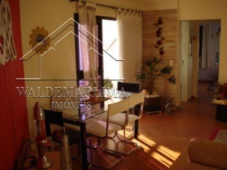 Apartamentos - Jardim Henriqueta - Ref: 2223 - V-2223