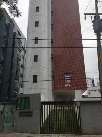 Flat Em Rosarinho, Recife/pe De 34m² 1 Quartos À Venda Por R$ 180.000,00 - Fl280436