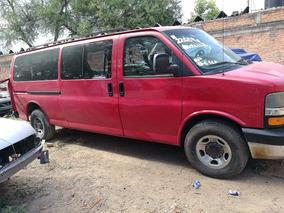 Chevrolet Express Van 2003 Partes Y Refacciones 8 Birlos