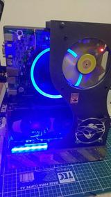Pc Gamer Barato Core I5 Ssd 120gb Fonte 500w