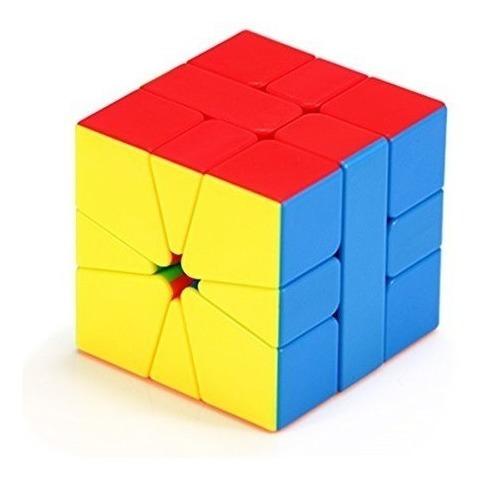 Cubo Mágico Square-1 Mofang Classroom Mfsq1 Moyu Colorido