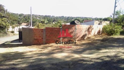 Chácara Com 2 Dormitórios À Venda, 779 M² Por R$ 360.000 - Chácara Recreio Cruzeiro Do Sul - Santa Bárbara D'oeste/sp - Ch0081
