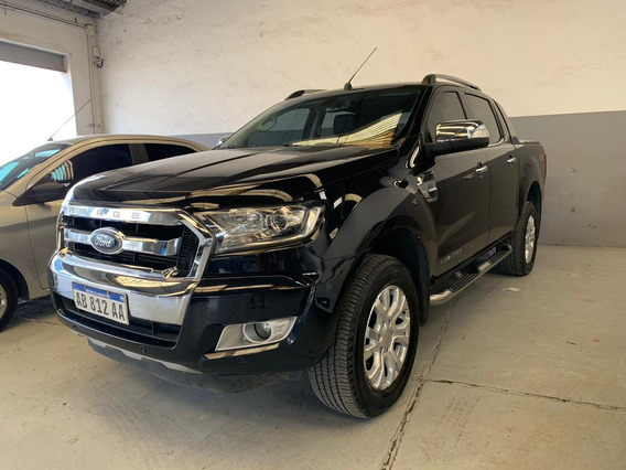 Ford Ranger Limited 4x4 At L