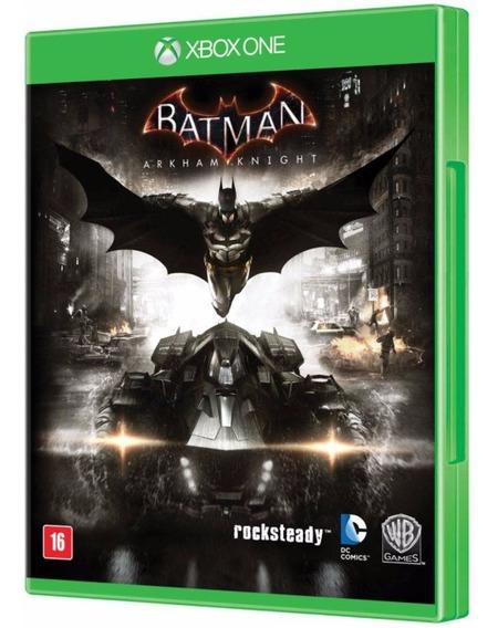 Batman Arkham Knight - Xbox One - Mídia Física - Novo - Br