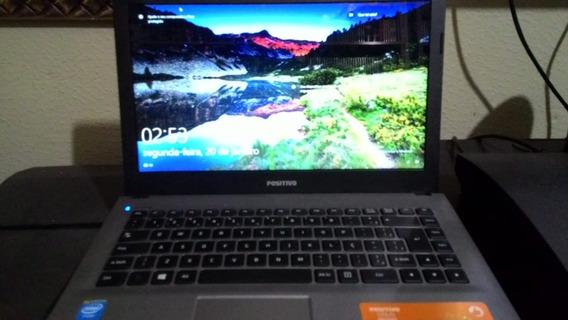 Notebook Positivo Stilo Xri2950 Usado Perfeito Estado