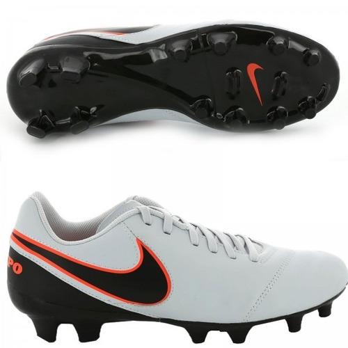 bf73cdfe Zapatos Fútbol Nike Tiempo Genio Ii / Rincón Del Fútbol
