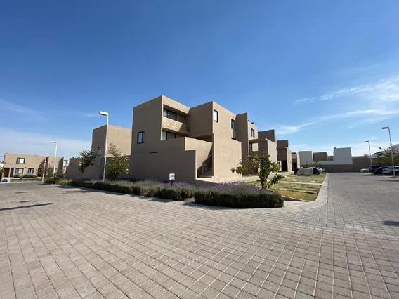 Casa En Condominio En Renta En Zibatá, El Marqués, Querétaro