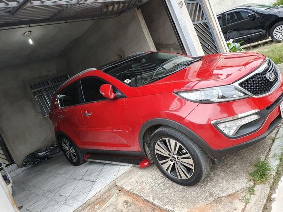 Kia Sportage 2.0 Ex 4x2 Flex Aut. 5p 2015
