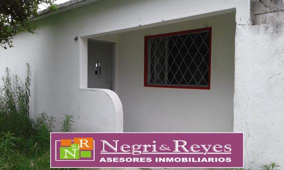 Casa Apto Alquiler En Playa Pascual