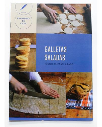 Imagen 1 de 1 de Libropanaderíaencasan° 13:galletassaladas