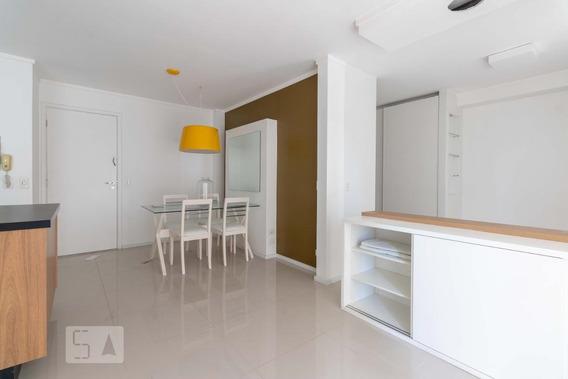 Apartamento Para Aluguel - Moema, 1 Quarto, 45 - 893055472
