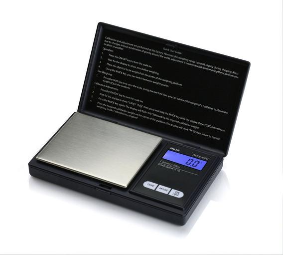 Bascula Digital Professional Mini 100g 0.01 500g Y 1000g 0.1