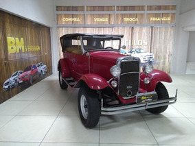 Chevrolet/gm Phanton Six 1931