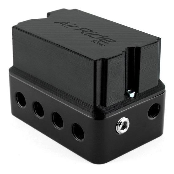 Bloco + Air Ride Super Black 10mm Castor - Promoção