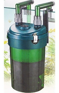 Filtro Canister Odyssea Y Resina Ultramax Hasta 160lts