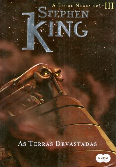 As Terras Devastadas - A Torre Negra Vol. 3 - Stephen King