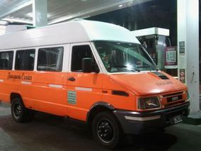 Iveco Daily 2000 Minibus Escolar, Ideal Food Truck,motorhome